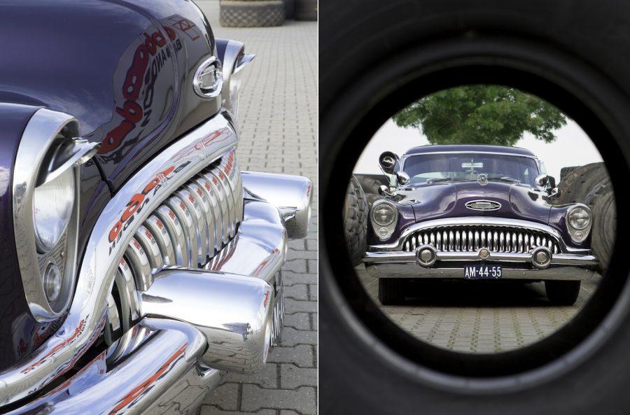 Auto Motor Klassiek, Buick Eight