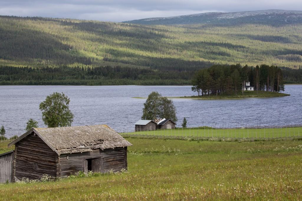 Zweden, Ostersund