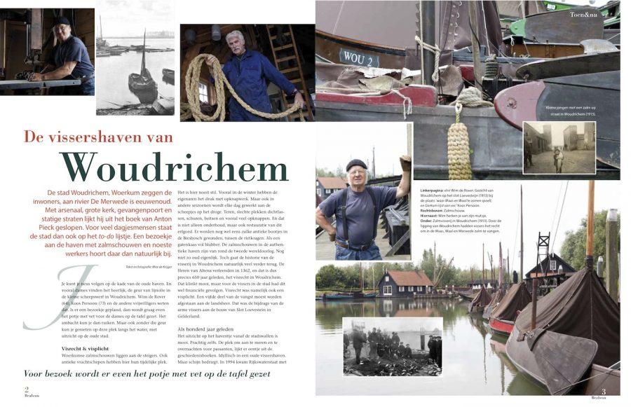 magazine Brabeau, Woudrichem