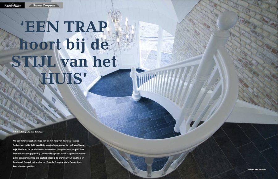 Kavel & Huis, trappenspecial