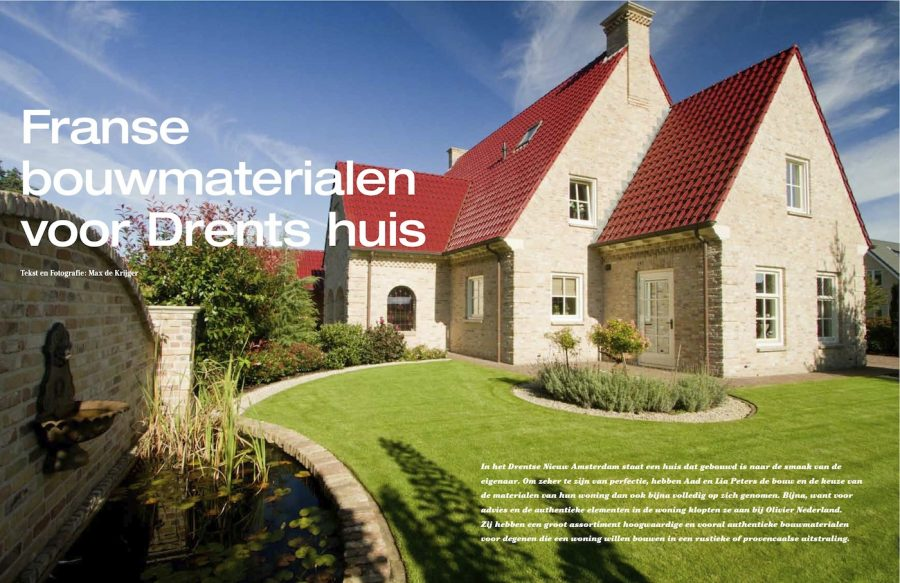Magazine Droomhuis, Nieuw-Amsterdam