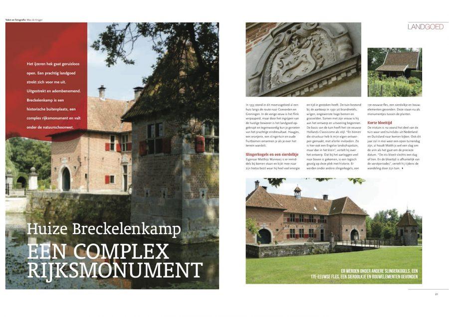 TwenteLife magazine, Brecklenkamp