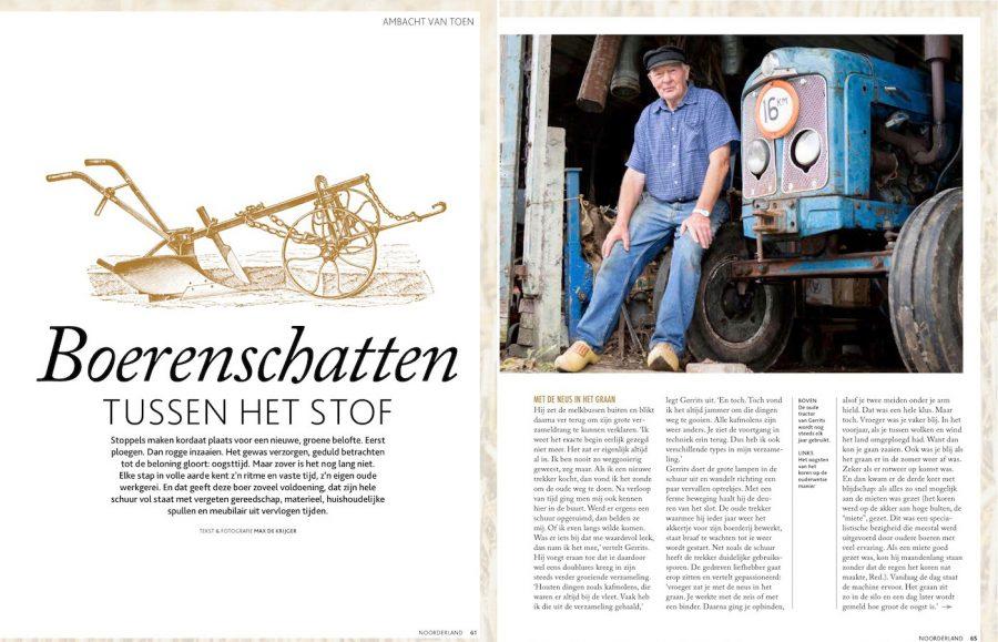 Noorderland, boerenschatten, Vechtdal