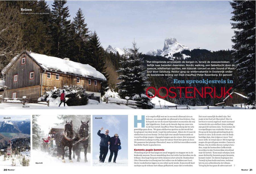 Nestor magazine, Oostenrijk