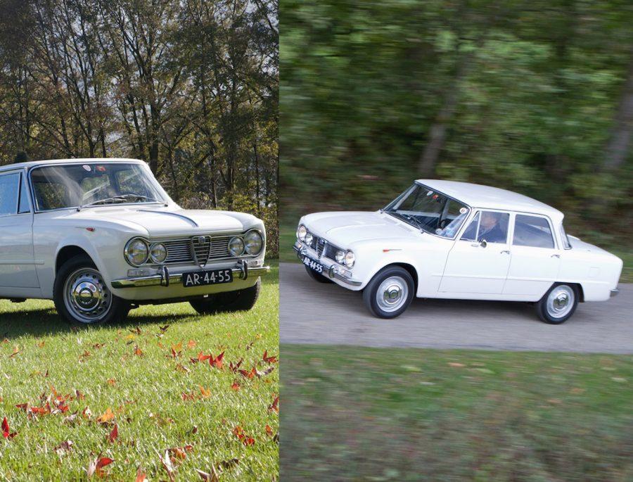Alfa Romeo, Het Automobiel