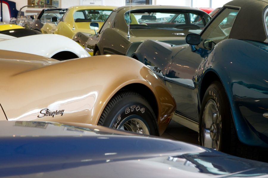 Corvette museum, Het Automobiel