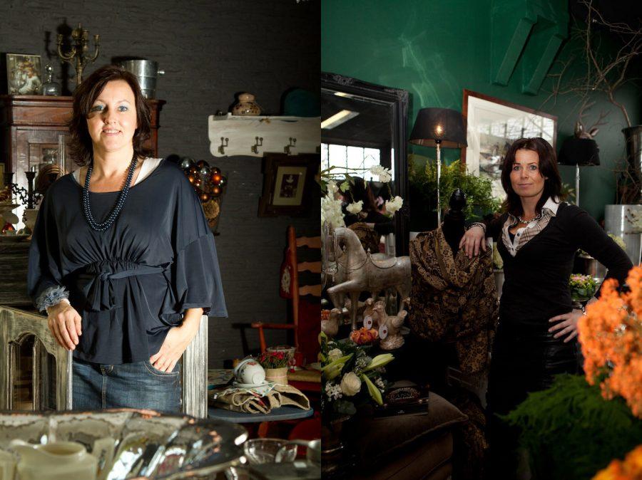 Winkels vol snuisterijen, magazine Home & Living